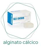 Alginato Cálcico