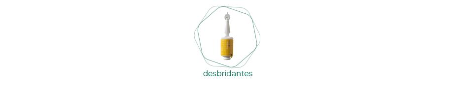 Comprar Apósitos y Cremas DESBRIDANTES online | PARAFARMIC