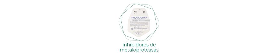 Comprar Apósitos INHIBIDORES DE METALOPROTEASAS | PARAFARMIC