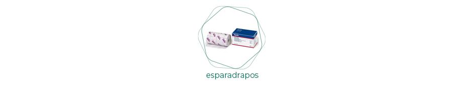 Venta de ESPARADRAPOS y ADHESIVOS online | PARAFARMIC