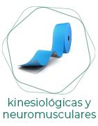 Kinesiológicas / Neuromusculares