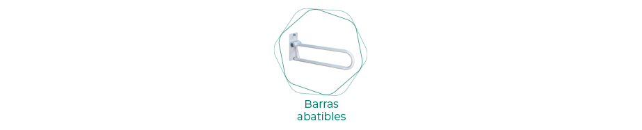 Barras abatibles
