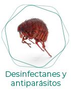 Desinfectantes y antiparásitarios