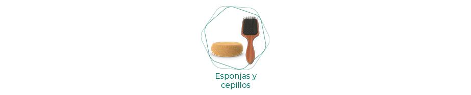 Esponjas y cepillos