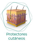 Protectores cutáneos