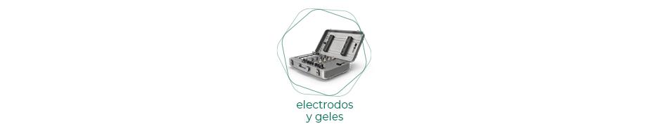 Electrodos y geles