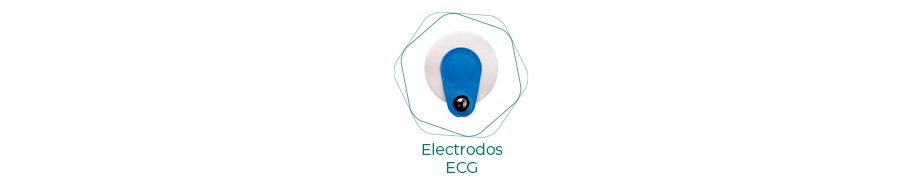 Electrodos ECG