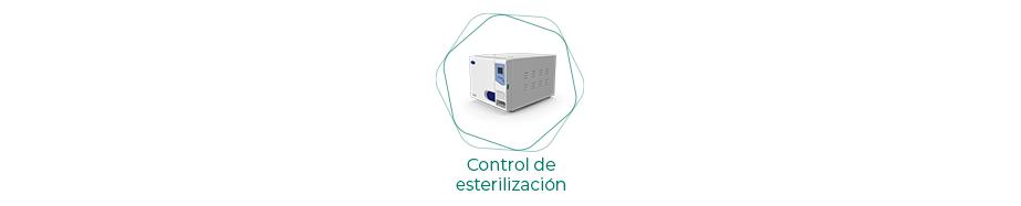 Control de la esterilización