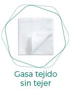 Gasas tejido sin tejer