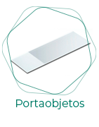 Portaobjetos