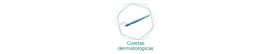 Curetas dermatológicas