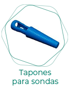 Tapones para sondas