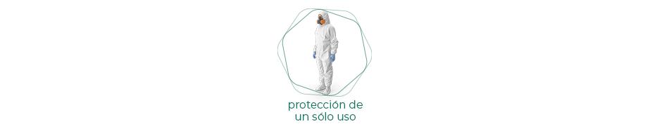Protectiones de un sólo uso