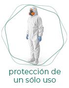 Protección un sólo uso