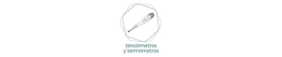Tensiómetros y termómetros