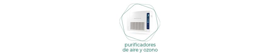 Purificadores de aire y ozono