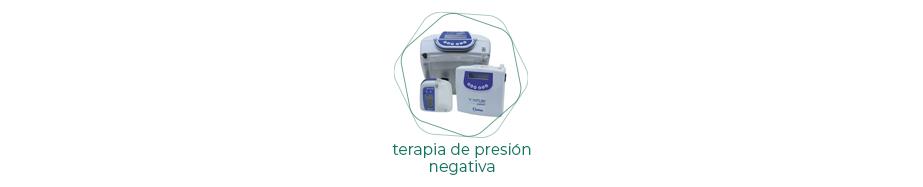 Terapia de Presión Negativa