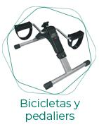 Bicicletas y pedaliers