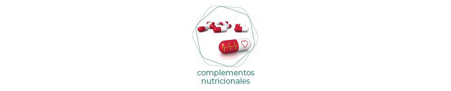 Complementos nutricionales y coadyuvantes