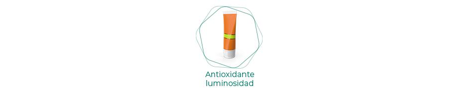 Productos y Cremas antioxidantes [ Luminosidad y Rejuvenecimiento ]