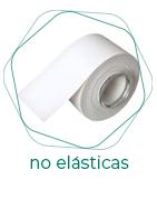 No elásticas