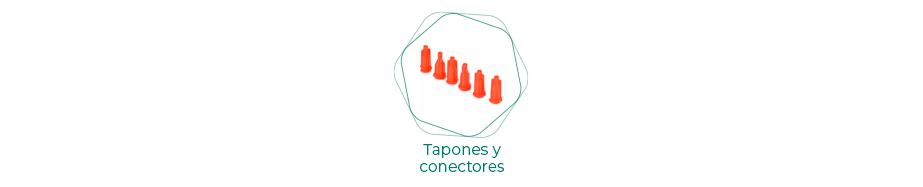 Tapones y conectores