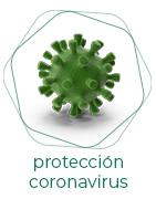 Productos Protección Coronavirus