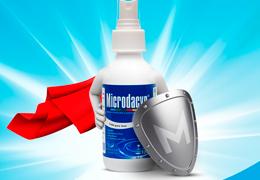 Microdacyn - Ácido Hipocloroso para el tratamiento de heridas