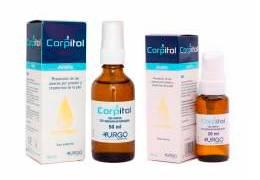 CORPITOL aceite para la prevención de HERIDAS
